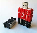 Custom USB drive with 35 HOURS of This American Life (plus video!)